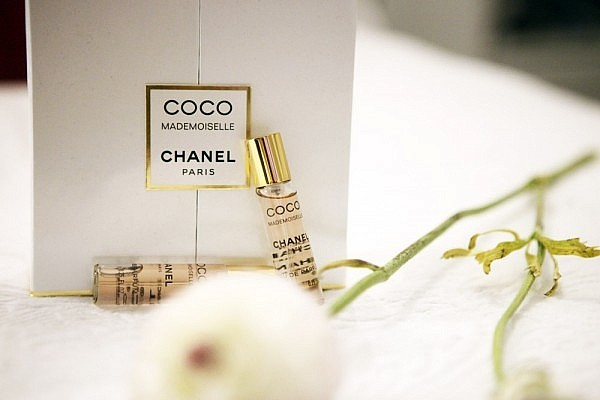 coco mademoiselle chanel описание