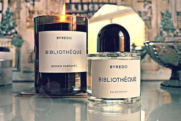 селективная парфюмерия byredo