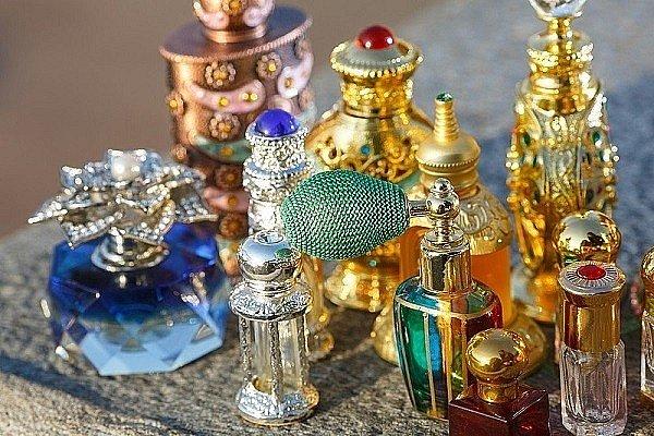 арабский масляный парфюм