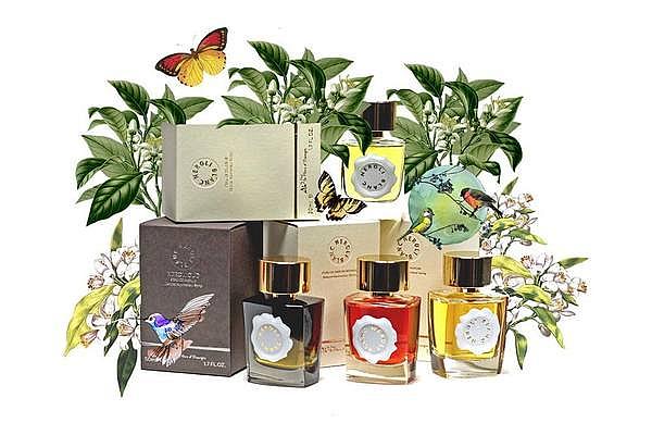 цветочно шипровые ароматы