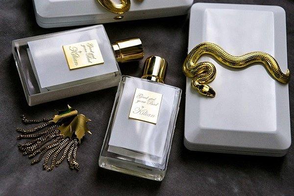 французские духи бренды
