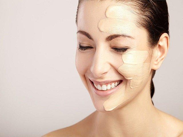 как выбрать цвет тонального крема для лица