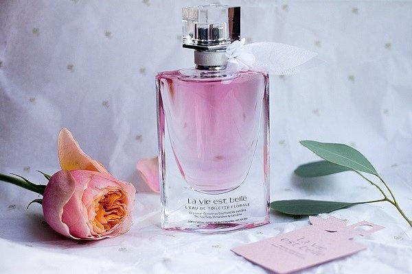 лучшие цветочные ароматы