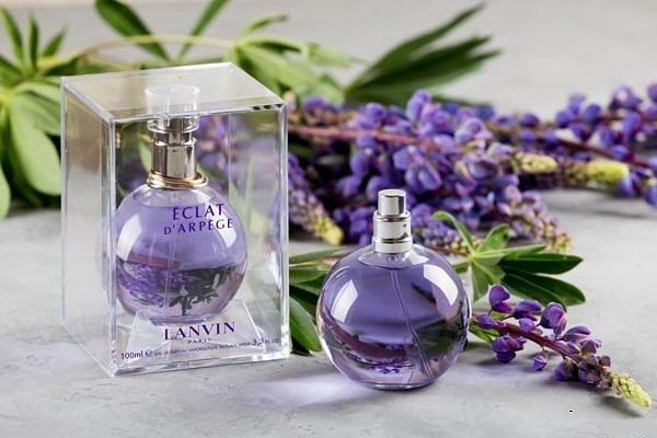 парфюмерная вода эклат ланвин