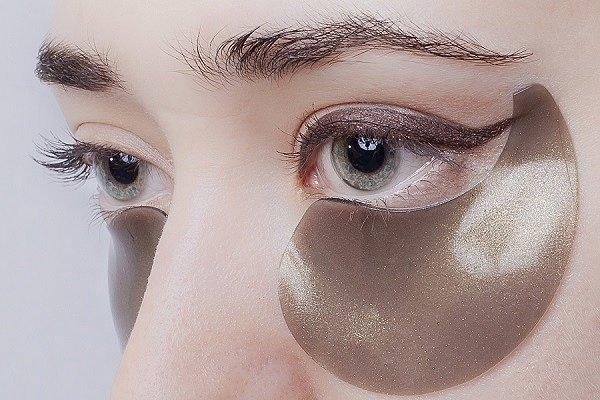 Средства от отеков под глазами