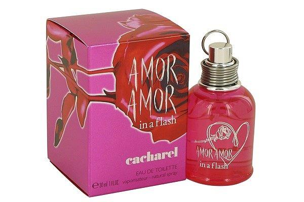 кашарель амор амор описание аромата
