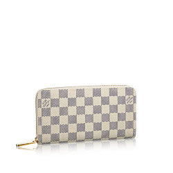 Louis Vuitton Damier Azur Zippy