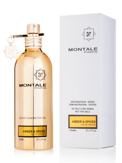 Montale Amber and Spices (Тестер)