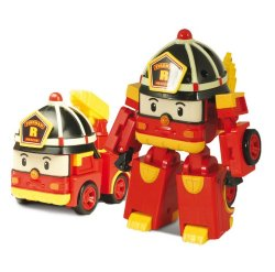 Robocar Fire Engine Roy