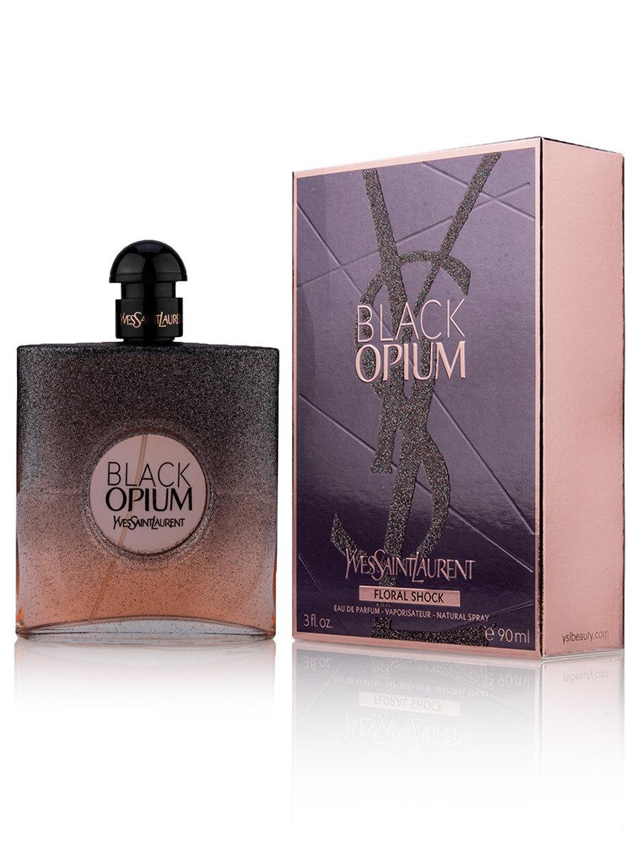 Yves Saint Laurent Black Opium Floral Shock купить выгодная цена
