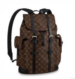 Louis Vuitton CHRISTOPHER PM Monogram Macassar