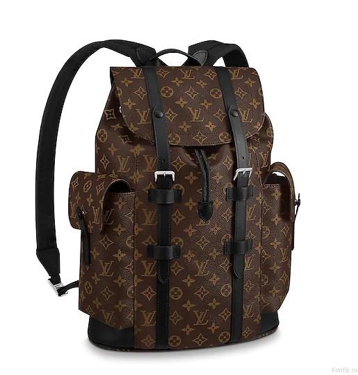 346f1ca556e8 Louis Vuitton CHRISTOPHER PM Monogram Macassar - купить. Выгодная цена. Жми!