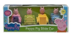 Peppa Pig Slide Car
