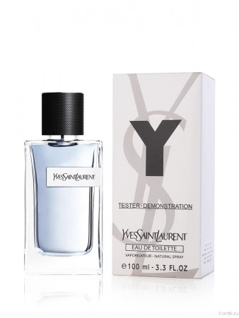 Yves Saint Laurent Y For Men (Тестер) EAU DE TOILETTE