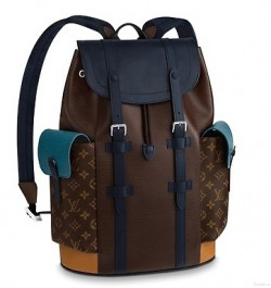 Louis Vuitton CHRISTOPHER PM  Epi Patchwork