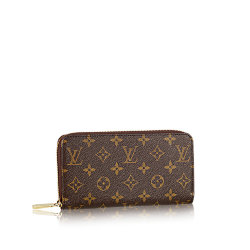 Louis Vuitton Monogram Zippy