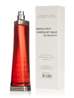 Givenchy Absolutely Irresistible (Тестер)