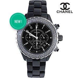 953df53348f6 Chanel J12 Black