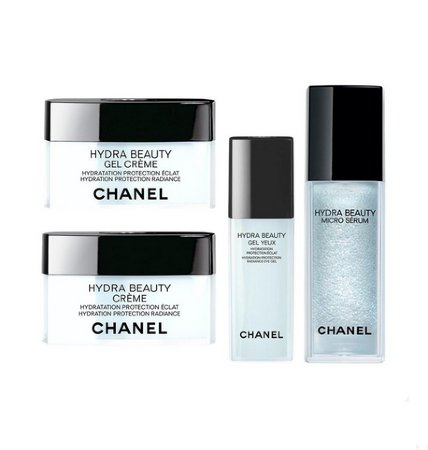 Chanel Hydra Beauty 4 в 1 Набор кремов