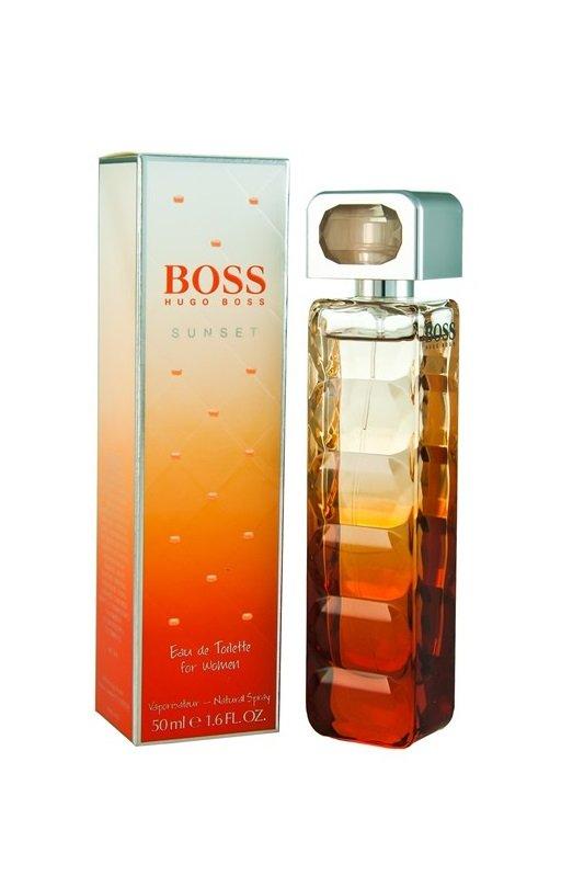 Hugo Boss Orange Sunset купить выгодная цена заходи