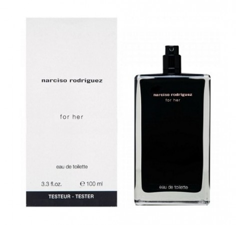 Narciso Rodriguez For Her Eau de Toilette (Тестер) EAU DE TOILETTE