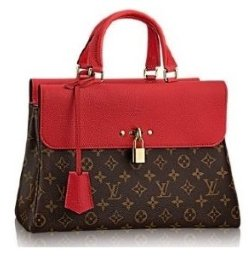 Louis Vuitton Venus Red
