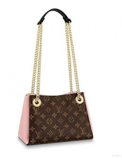 LOUIS VUITTON SURENE BB Pink