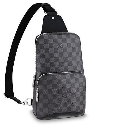 3be6d21c7bbf Louis Vuitton AVENUE SLING BAG - купить. Выгодная цена. Жми!