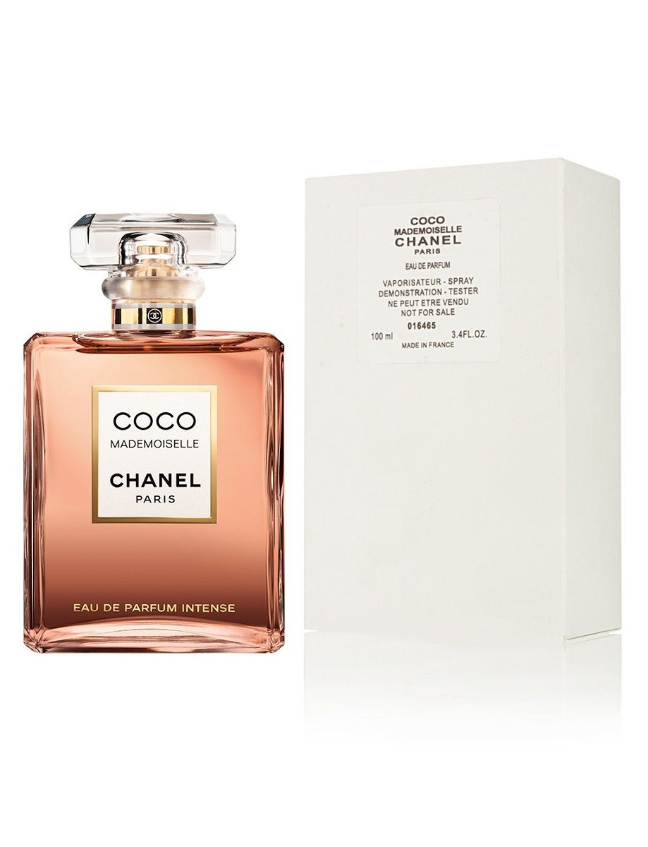 Chanel Coco Mademoiselle Intense тестер купить выгодная цена жми