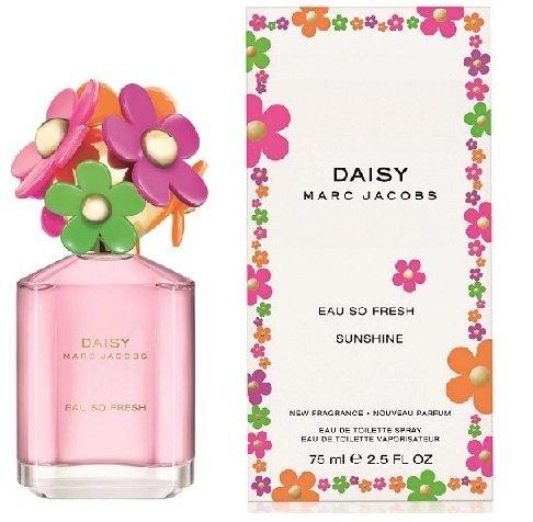 Marc Jacobs Daisy Eau So Fresh Sunshine купить выгодная цена заходи
