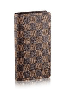 Louis Vuitton Damier Ebene Brazza