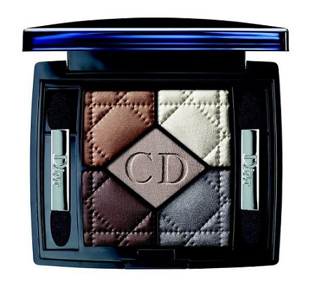 Christian Dior 5 Couleurs iridescent Палитра теней