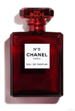 Chanel №5 Red Limited Edition
