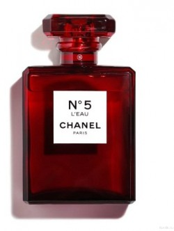 Chanel №5 L`eau Red Limited Edition