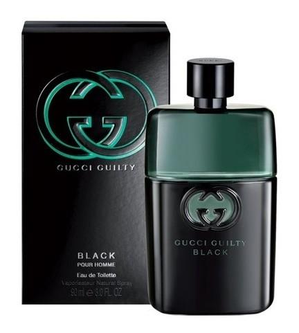 Gucci Guilty Black Pour Homme купить выгодная цена жми