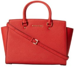 Michael Kors Selma Red