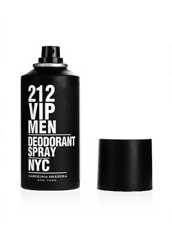Carolina Herrera 212 VIP Men (Дезодорант)