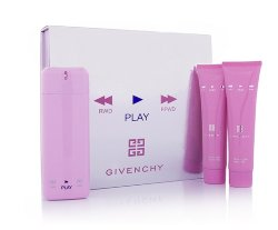Givenchy Play for Her 3in1 (Парфюмерный набор)