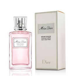 Miss Dior Brume Soyeuse Pour Le Corps