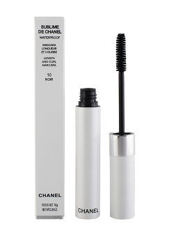 Sublime De Chanel Waterproof White
