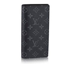 Louis Vuitton Monogram Eclipse Brazza