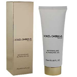Dolce & Gabbana Whitening and Activing Plle Gel