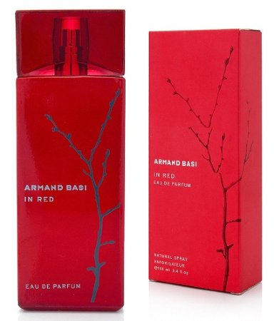 Armand Basi In Red Eau De Parfum EAU DE PARFUM