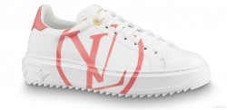 Louis Vuitton Time Out White/Pink