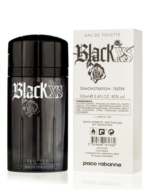 Paco Rabanne Black Xs Pour Homme тестер купить выгодная цена жми