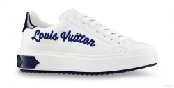 Louis Vuitton Time Out White/Blue